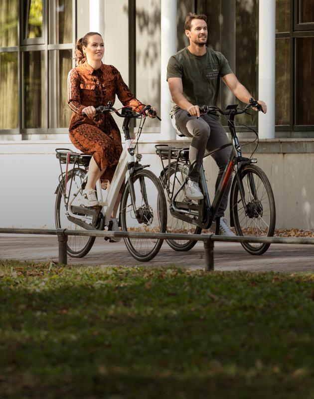 Stella e-bikes in het echt ervaren?