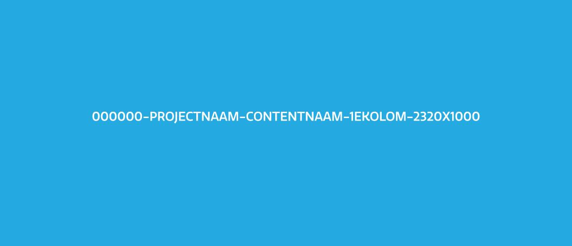 000000-Projectnaam-Contentnaam-1ekolom-2320x1000