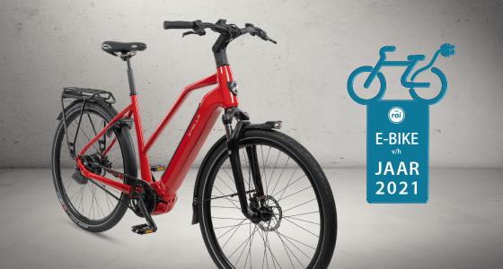 Morena e-bike van het jaar 1120x600